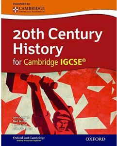 20th Century History for Cambridge IGCSERG by John Cantrell - Paperback