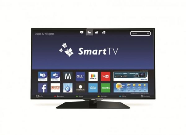 PHILIPS 40 inch Full HD Smart Slim LED Television with Pixel Plus ...