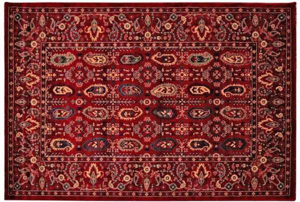 Rugland Kirman Hali Clic Rug 1164 D Red Price Review And In Dubai Abu Dhabi Rest Of United Arab Emirates Souq Com
