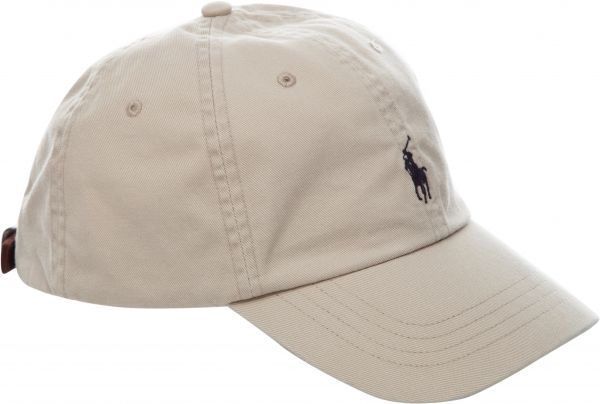 Polo Ralph Lauren Signature Pony Cap with Leather Buckle Strap for ... a523f16481c