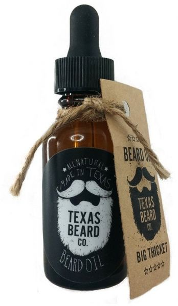 Texas Beard Oil