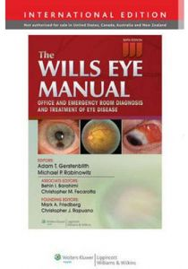 The Wills Eye Manual by Adam T. Gerstenblith - Paperback