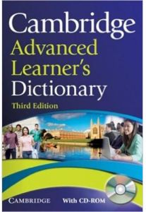Cambridge Advanced Learner's Dictionary with CD-ROM - Mixed Media