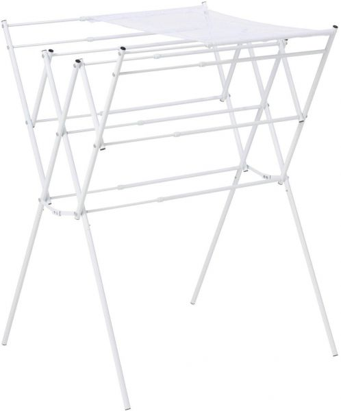 Honey Can Do Dry 01109 Stainless Steel Expandable Mesh Shelf Drying