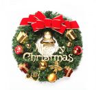 Christmas decoration bell Letter card Christmas Wreath NQ02 (Home Decor)