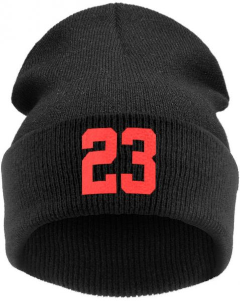 6bb4d1f64b6c89 Beanie 23 JORDAN BULLS SPORTS Men Women Basketball cap Hiphop warm ...