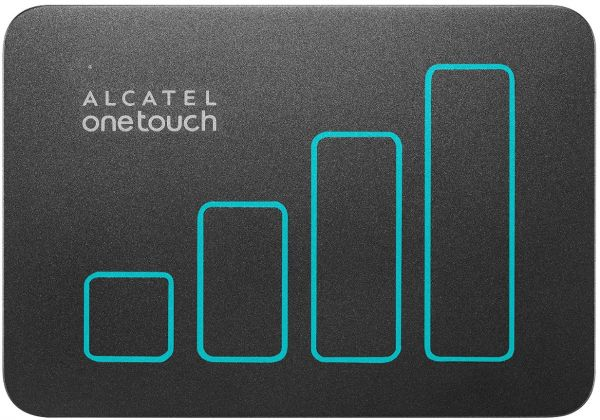ALCATEL LTE Portable Router Wifi Y900N B - 4G PLUS Upload speed of 300 Mb