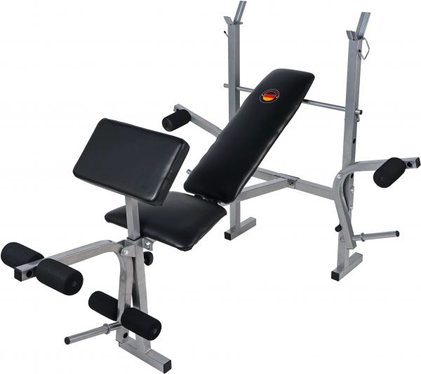 Weight Bench Deluxe Exercise Bench Multi Option Marshal Fitness Price Review And Buy In Dubai
