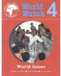 World Watch 4 World Issues by Stephen Scoffham - Paperback