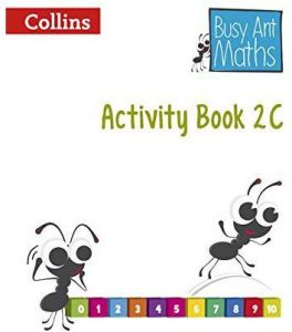 Collins Busy Ant Maths Activity Book 2C by Jo Power - Paperback