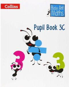 Collins Busy Ant Maths Pupil Book 3C by Jeanette Mumford - Paperback