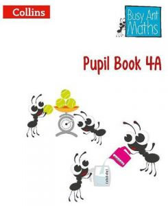 Collins Busy Ant Maths Pupil Book 4A by Jeanette Mumford - Paperback