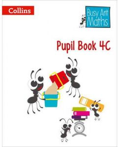 Collins Busy Ant Maths Pupil Book 4C by Jeanette Mumford - Paperback