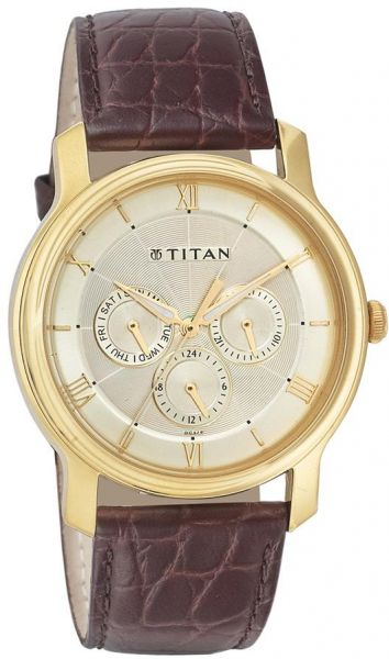 leather watch light fossil men chronograph nate brown watches product