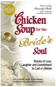 Chicken Soup for the Bride's Soul by Jack Canfield - Paperback