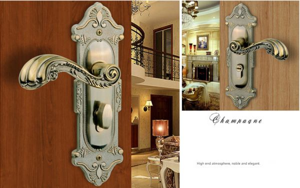 European Style Interior Room Main Door Door Lock Dl001