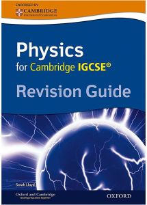 Cambridge Physics IGCSERG Revision Guide by Sarah Lloyd - Paperback