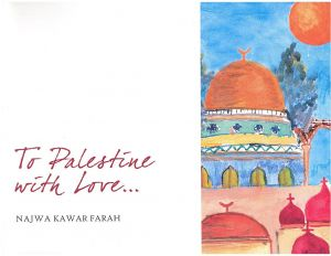 To Palestine with Love by Najwa Kawar Farah - Paperback