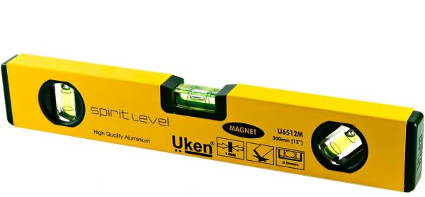 "Pay Here Buy Here >> Souq | Uken Spirit Level 12"" with Magnet 