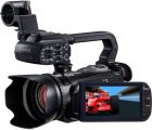 CanonXA10 HD Professional Camcorder - 10x Optical Zoom, 3.5 Touch LCD, Black (Camcorder)