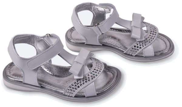 fda3b475e6f8 Amici Shoes White Flat Sandal For Girls