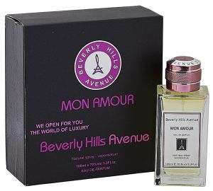 Mon Amour Perfume For Unisex By Beverly Hills Avenue Eau De Parfum