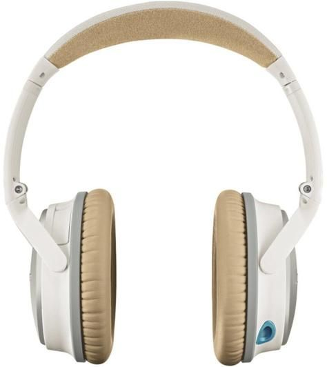 541547e3c8d Bose QuietComfort QC25 Acoustic Noise Cancelling Headphones for Samsung and  Android Devices - White | KSA | Souq