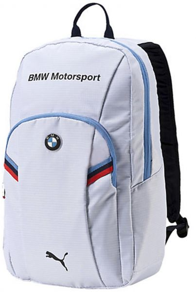 Puma 073455-01 BMW Motorsport Backpack for Unisex - Polyester and ... 03f2d298b9744
