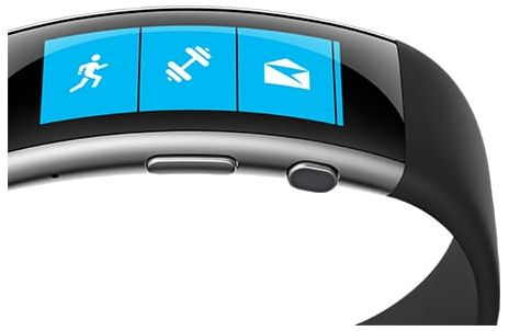 microsoft band 2 activity tracker with gps and hr model 1721 small