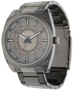 310e437c8 Police Enforce Men's Anthracite Dial Stainless Steel Band Watch -  P12698JSU-61M