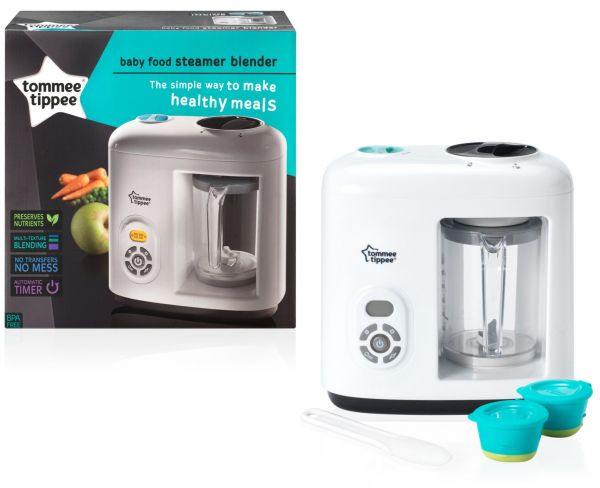 Tommee Tippee Tt440055 Closer To Nature Explora Baby Food
