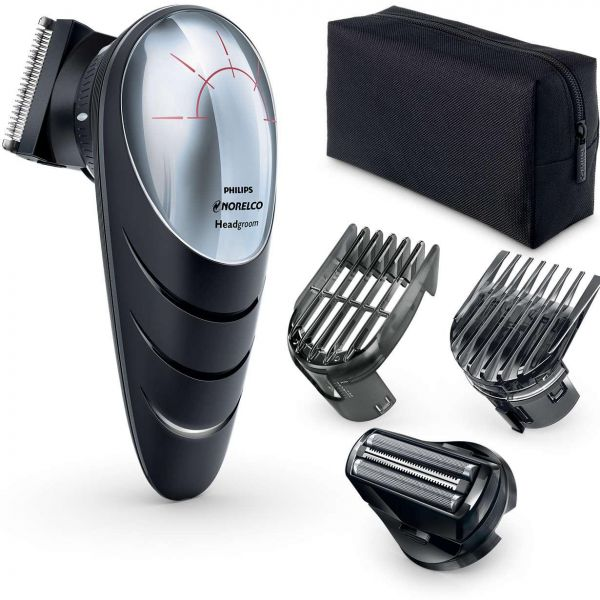 Souq philips qc5580 hair clipper with head shave attachment 14 philips qc5580 hair clipper with head shave attachment 14 built in length settings cordedcordless solutioingenieria Image collections