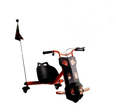 kids 3 wheel electric bicycle, drifting scooter Red, price ...