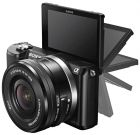 Sony Alpha ILCE5000 E-Mount Camera, Black  (Digital Camera)