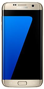 Samsung Galaxy S7 Edge - 32GB, 4GB RAM, 4G LTE, Gold