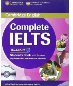 Complete IELTS Bands 6.5-7.5 Student's Book with Answers by Guy Brook-Hart - Mixed Media