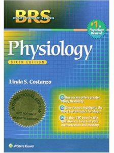 Physiology Sixth Edition by Linda S. Costanzo - Paperback