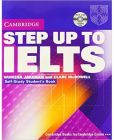 Step Up to IELTS Self-Study Student's Book by Vanessa Jakeman - Mixed Media (Educational, Learning & Self Help Book)