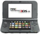 New Nintendo 3DS XL - Black (Game Console)