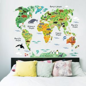 Sale on world map Buy world map Online at best price in Dubai