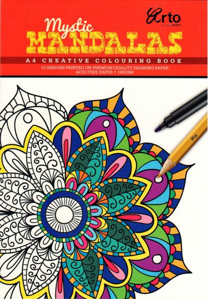 COLORING BOOK FOR ADULTS MYSTIC MADALAS Price Review