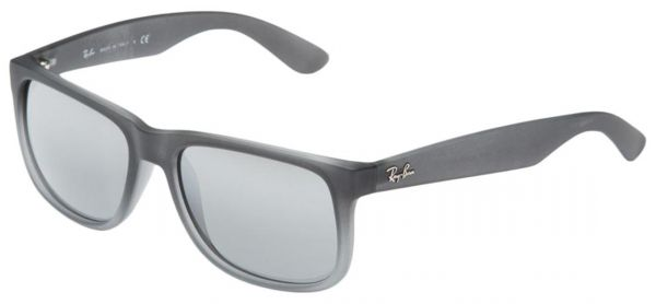 ray ban shades price  Ray Ban Justin Classic Black Unisex Sunglasses - RB4165-852/88 55 ...