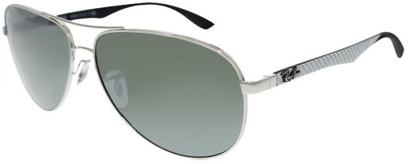 price of ray ban aviators  Ray-Ban Aviator Frame Sunglasses for Men - RB8313-003/4061, price ...