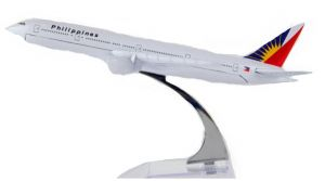 16cm plane model Boeing 777 Philippines Airlines aircraft B777 Metal  simulation airplane model