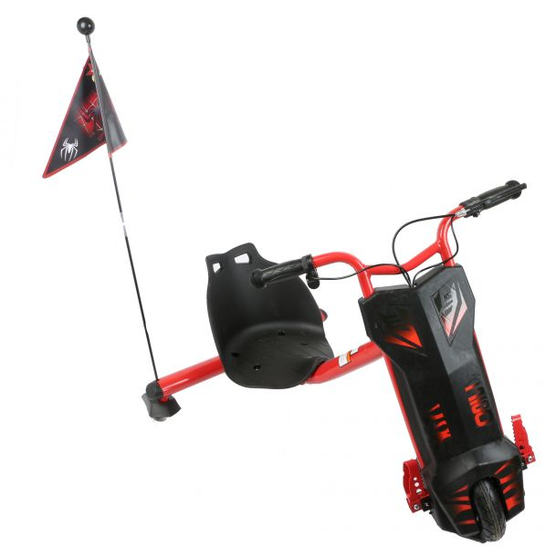 Souq Drifting Electric Power Scooter 3 Wheel Red Uae
