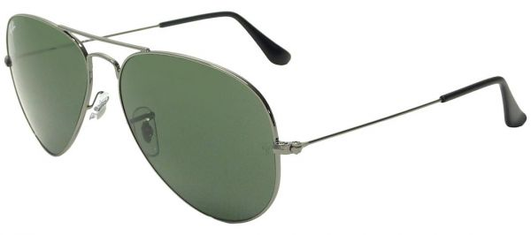 ray ban 3025 58 14  Ray-Ban Aviator Unisex Sunglasses - RB3025-W0879-58-14-135, price ...