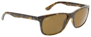 63fb7de262 Ray-Ban Wayfarer Unisex Sunglasses - RB4181-710-83