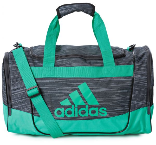 Adidas Defender II Small Duffel Bag for Unisex - Deepest Space Shock ... 63df5fc7f67fc