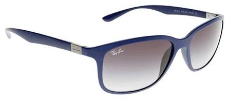 04696888337 Ray-Ban Square Unisex Sunglasses - RB4215-61618G57