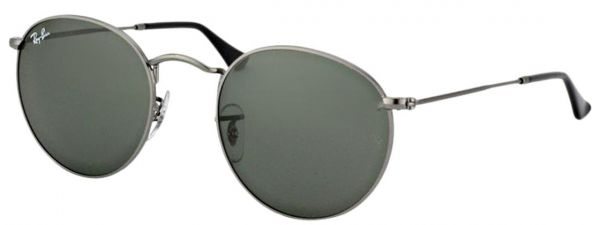 2b15e54423 Ray-Ban Round Unisex Sunglasses - RB3447-029 47
